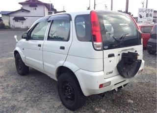 Держатель запаски Toyota Cami Владивосток