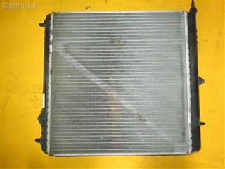 Радиатор основной Citroen C3 Владивосток