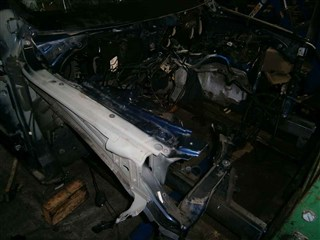 Половина кузова Audi Q7 Владивосток