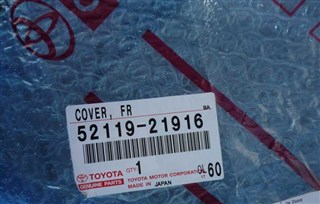 Бампер Toyota Scion Омск