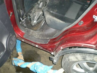 Порог Honda CR-V Владивосток