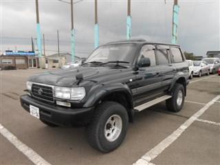 Подножка Toyota Land Cruiser Владивосток