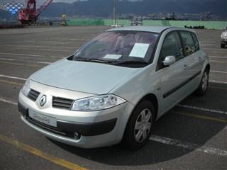 Дверь Renault Megane II Челябинск