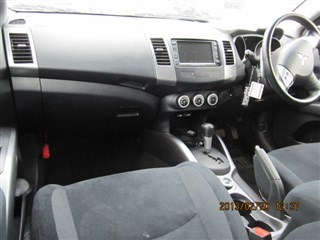 Накладка на стойку кузова Mitsubishi Outlander XL Новосибирск