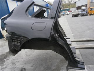 Половина кузова Porsche Cayenne Владивосток
