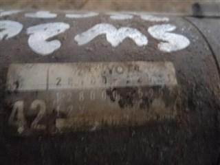 Стартер Toyota MR-2 Владивосток