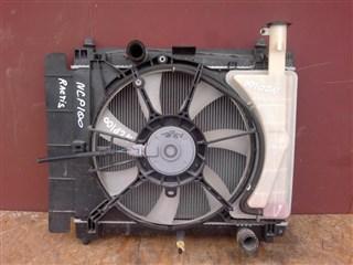 Радиатор основной Toyota Ractis Новосибирск