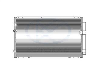 Радиатор кондиционера Lexus ES300 Владивосток