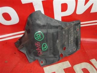 Защита Toyota Rav4 Новосибирск