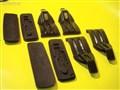 Брэкеты для базовых креплений багажников для Subaru Legacy B4
