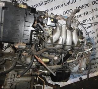 Двигатель Daihatsu Charade Владивосток