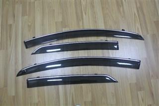 Ветровики комплект Toyota Yaris Владивосток