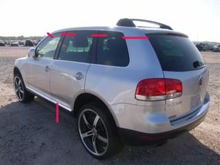 Рейлинги Volkswagen Touareg Владивосток