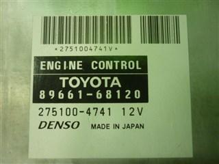 Блок управления efi Toyota Wish Владивосток