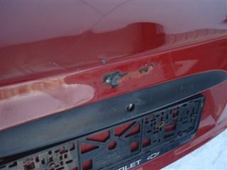 Крышка багажника Chevrolet Lanos Томск