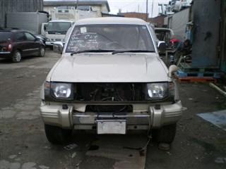 Капот Mitsubishi Pajero Владивосток