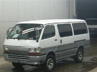 Вакуумник Toyota Hiace Van Красноярск