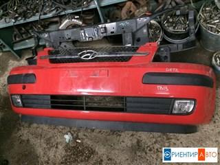 Бампер Hyundai Getz Красноярск