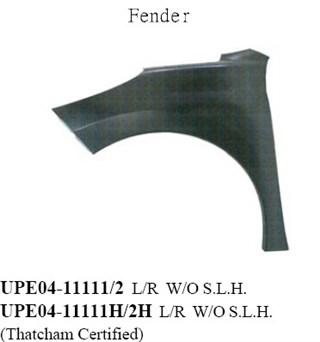 Крыло Peugeot 207 Челябинск