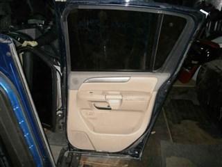 Дверь Nissan Armada Владивосток