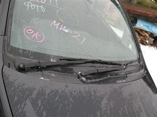 Решетка под лобовое стекло Honda Airwave Владивосток