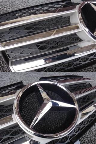 Решетка радиатора Mercedes-Benz GL-Class Владивосток