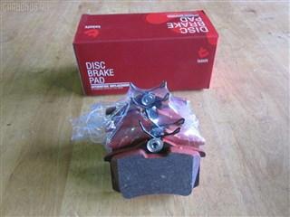 Тормозные колодки Audi TT Новосибирск