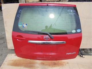 Дверь задняя Toyota Raum Владивосток