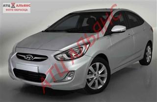 Бампер Hyundai Accent Владивосток
