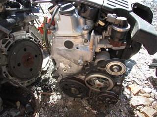 Двигатель Honda Civic Hybrid Новосибирск