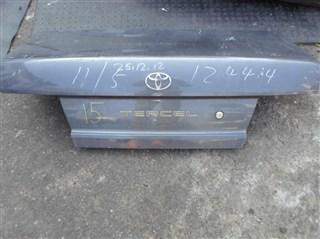 Крышка багажника Toyota Tercel Владивосток