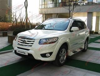 Обвес Hyundai Sonata Уссурийск
