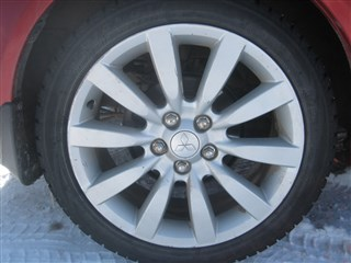 Колесо с литым диском Mitsubishi Lancer X Уфа