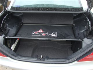 Обшивка багажника Mercedes-Benz SLK-Class Владивосток