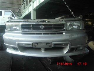 Nose cut Nissan Prairie Joy Владивосток