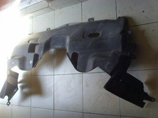Защита двигателя Honda MDX Владивосток