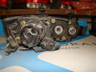 Фара Mitsubishi Lancer Evolution Уссурийск