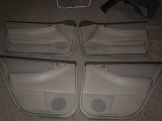 Обшивка дверей Toyota Corolla Новосибирск