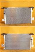 Радиатор кондиционера для Mitsubishi Galant Fortis