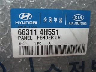Крыло Hyundai Grand Starex Красноярск