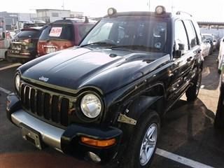 Капот Jeep Cherokee Челябинск