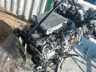 Двигатель Isuzu D-max Владивосток