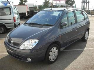 Капот Renault Scenic Челябинск