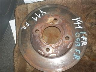 Тормозной диск Nissan AD Новосибирск