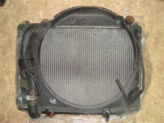 Радиатор основной Nissan Mistral Хабаровск