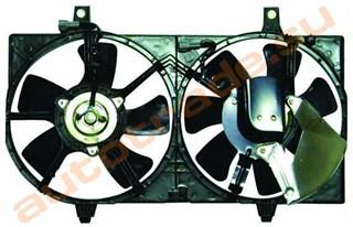 Диффузор радиатора Nissan Almera Владивосток