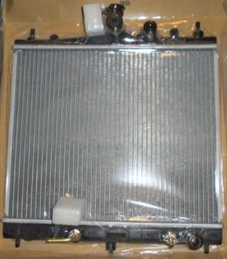 Радиатор основной Nissan Micra Новосибирск