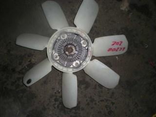 Вентилятор с вискомуфтой Toyota Land Cruiser 200 Владивосток