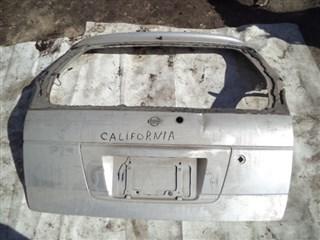 Дверь задняя Nissan California Новосибирск