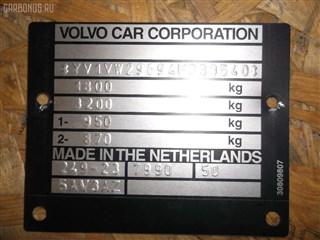 Бордачок водительский Volvo V40 Новосибирск